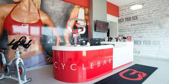 CycleBar Lobby1