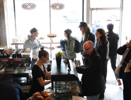 Kiwi community flocks to North Shore Pie Co. on Free Pie Day