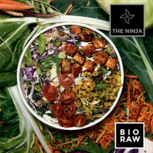 Bio Raw_The Ninja