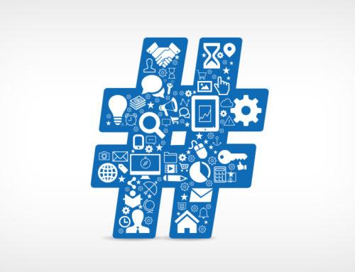 Daily hashtags for social media marketing